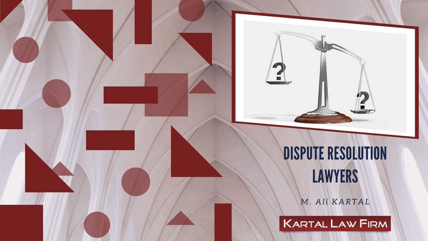 dispute resolution lawyers